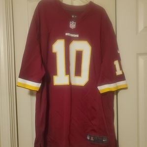 Redskins Authentic Jersey Griffin lll RG3
